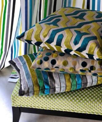 Tissus d 39 ameublement boussac d coration d 39 int rieur - Tissu d ameublement design ...